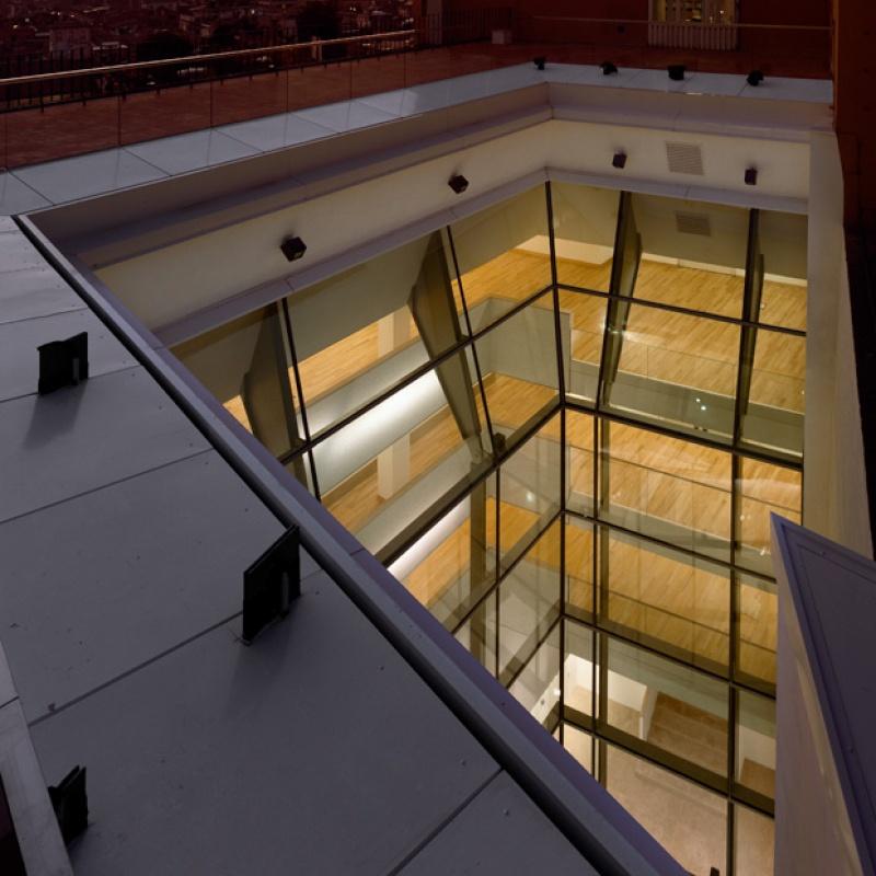 Bibliotheca Hertiziana new building