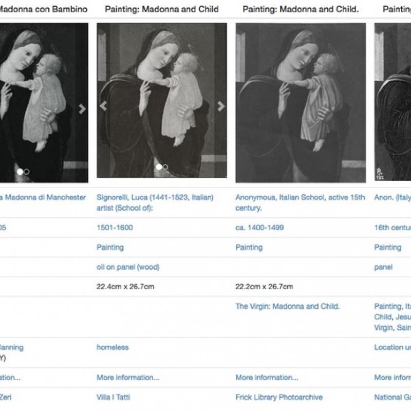 PHAROS Image database launch