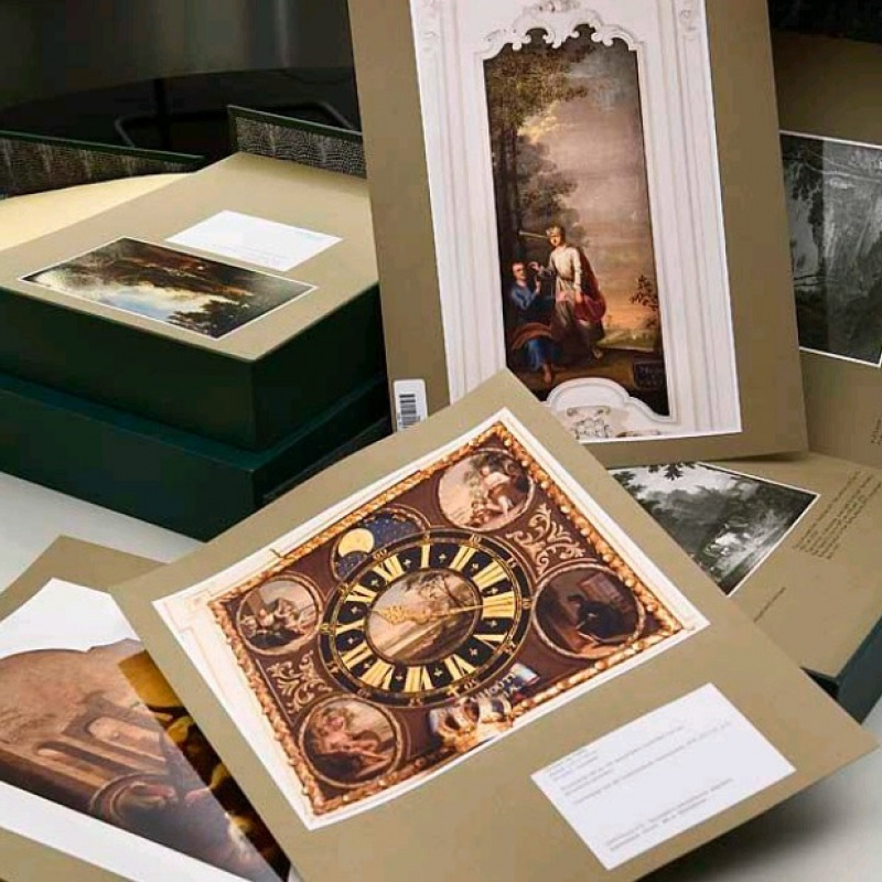 Photo archive materials from the RKD - Netherlands Institute of Art History